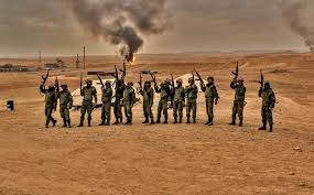 siege army syrian army tightens siege on isil by liberating more areas in