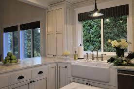 light fixture kitchen sink