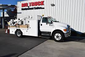 100 Used Mechanic Trucks S Service Big Truck Equipment