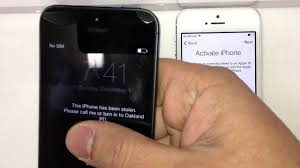 iPhone Activation Screen Apple id By pass forgot lost stlen