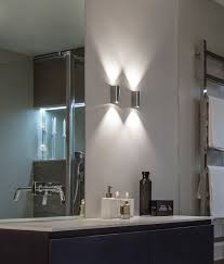 sophisticated bathroom wall lights realie org at light fixtures