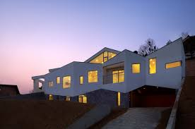 100 Panorama House House MOONBALSSO Moon Hoon
