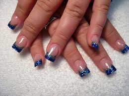 blue nail designs pinterest choice image nail art designs