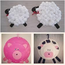 Preschool Farm Animal Art Activities For Preschoolers Cool Throughout