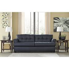 Ashley Furniture Larkinhurst Sofa by Ashley Furniture Inmon Sofa In Navy Local Furniture Outlet