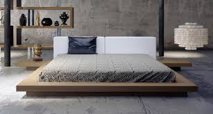 Arata Japanese Platform Bed