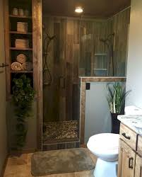 38 LoVely Rustic Bathroom Ideas - HOMISHOME Bathroom Rustic Bathrooms New Design Inexpensive Everyone On Is Obssed With This Home Decor Trend Half Ideas Macyclingcom Country Western Hgtv Pictures 31 Best And For 2019 Your The Chic Cottage 20 For Room Bathroom Shelf From Hobby Lobby In Love My Projects Lodge Vanity Vessel Sink Small Vanities Cheap Contemporary Wall Hung