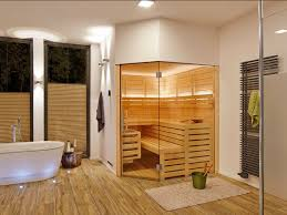 bad wellness24 sauna 250 x 210 x 210 glas 5 eck massivholz