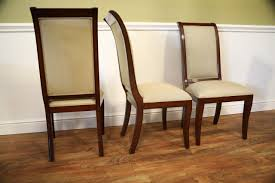Set Of 8 Solid Mahogany Transitional Dining Room Chairs SALE Dining ... Ding Room Fniture Sets Barker Stonehouse Tables Ikea Uk And Chairs Ebay For Sale Gumtree Durban Table With Benches Home Design Ideas Cool Recliner Elegant 25 Yellow Vintage Art Deco Set Of 6 At Pamono Oak Suites In Svers South Africa Folding Foldable Butterfly Ellie Grey Rite Price Flooring Carpets Contemporary 5 Piece Ariana 2 Meter Cream Marble Ding Table And Chairs Cheapest Uk