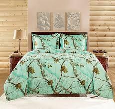 mint green bedding amazon com