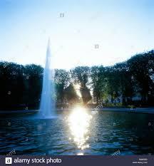 100 Karlaplan Fountain Stockholm Sweden Stock Photo 23611881