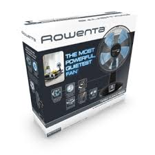 Quietest Table Fan On The Market by Rowenta Turbo Silence Extreme Manual Table Fan Vu2631u2