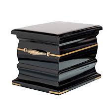 cremation caskets urns black metal cremation urn for ashes