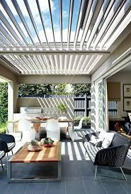 cuisine d ete couverte 1001 idées d aménagement d une cuisine d été extérieure