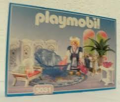playmobil königliches badezimmer 3031 1998 neu ovp