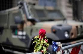 World Unites In Horror At Nice Carnage Backs France