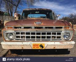Old Truck New Mexico Stock Photos & Old Truck New Mexico Stock ...