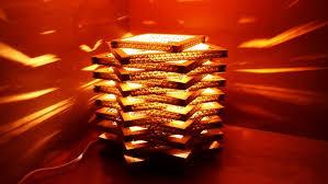 Diy62 Beautiful DIY Lamp Shade How To Make A Simple Cardboard