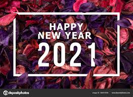 Items Where Year Is 2021 Happy New Year 2021 Post Card With Decoration Items 364819494