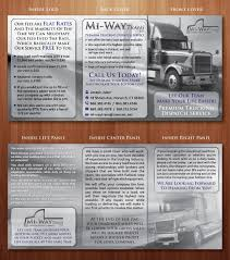 Trucking Company Brochure Design For A Company By Ekanite   Design ... How Blockchain Technology Will Streamline The Trucking Industry Cst Lines Ownoperators Transportation Green Bay Wi Rolling Steel In Michigan Pics Added 71314 Small Truck Big Service Southernag Carriers Inc Boat Hauling Owner And Operator Opportunities Now Hiring Company Drivers Express Dicated Llc Techsavvy Techwibe Eertainment Dhead Or Take 90cpm Youtube Working To Find You Truck Freight Fding Dispatch Services Facts Fun About Usa