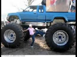 Big Old Lifted Trucks