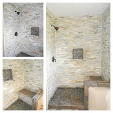 Home Depot Bathroom Flooring Ideas by Stone Tile Bathroom Floor Bathrooms This White Features Unique And