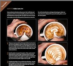 Not Everything Is Out Of Reach However It Explains How To Create Cappuccino Art