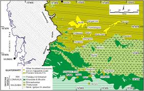 Where Does Seafloor Spreading Take Place by Deccan Plateau Uplift Insights From Parts Of Western Uplands