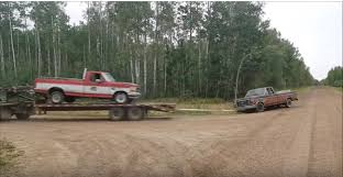 100 Crescent Ford Trucks BangShiftcom Comedy Revival Rescuing Two From The