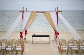 Biggest PRO Beautiful Scenery Does Not Require Much Decor Here Was Our Simple Beach Wedding