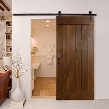 home luxus innen solide holz scheune schiebetür für bad und wohnzimmer buy schiebetür für wc schiebetür für wohnzimmer schiebe barn tür für