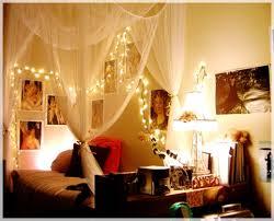 Christmas Bedroom Lights Decor Ideas