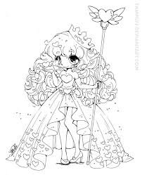 Queen Of Hearts February Contest Lineart By YamPuffdeviantart On DeviantART