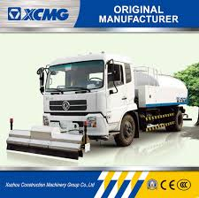 China XCMG Official Manufacturer 8t High Pressure Cleaning Vehicles ...