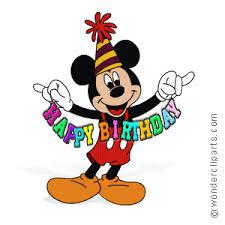 happy birthday boy clipart