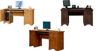 awesome realspace dawson 60 computer desk canyon maple by office