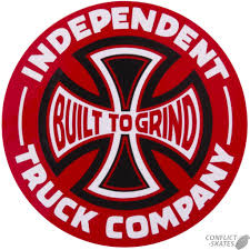 INDEPENDENT Built To Grind Skateboard Sticker 15cm RED BLACK LARGE ... Ipdent Cut Cross Sticker Blue 2 Inch Pacifc Wave Surf Shop Ryatooericdrsateordieskullipdent Trucks Bar Tshirt White Available At Skate Pharm 2016 Mint Co Vertical Tee Lemon Zest C2 Def Store Scribble Junkies Creation Of The Logo Stage 11 Mark Gonzales My Name Is Grey In Stock Speed Kills Skateboard 4 Accsories Ipdent Trucks Hirts S1shop Stripes Wallet Skateboardstickerscom Indy Red Nice Is Life Yellow Skater Hq