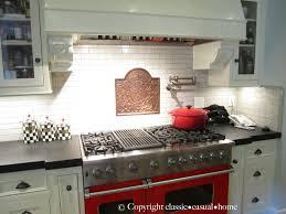 Light Blue Subway Tile by Img White Kitchen With Backsplash Classic Backsplashes Casual Home