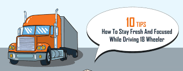 INFOGRAPHIC: 10 Tips How To Stay Focused While Driving 18 Wheeler Five Fuelsaving Tips For Truck Drivers Florida Trucking Association Winter Truck Driving Safety Tips Blog Post Road To Stay Safe While With Big Trucks On The Organization Drivers Alltruckjobscom A Dog What You Should Know 5 Robert J Debry 7 Ntb Eld Going From Paper Logs Electronic Geotab For Large Bit Rebels Best Image Kusaboshicom Visually