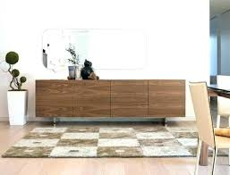 Dining Room Credenza Height