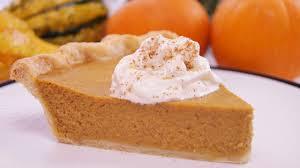Easy Pumpkin Desserts by Pumpkin Pie Recipe From Scratch How To Make Homemade Pumpkin Pie