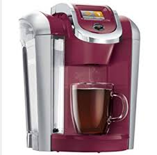 Keurig K475 Plus K Cup Coffee Machine Maker Brewer VINTAGE RED BRAND NEW