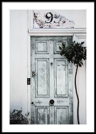 vintage mint door poster bilder wohnzimmer bilder malen
