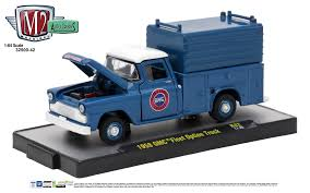 1:64 M2 Machines Trucks 58′ GMC Fleet Option | Diecast-Zone