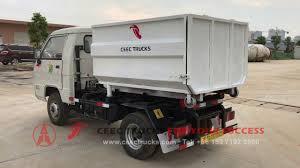100 Roll Off Truck CEEC Sale Mini FOTON Roll On Roll Off Truck YouTube