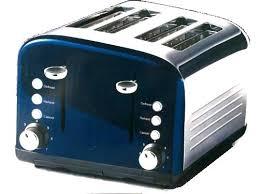 Blue Toaster Aqua Oven