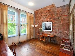 Rustic Brick Interior Design