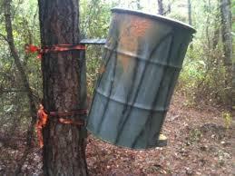 55 gallon drum feeder • Hunting in Louisiana Louisiana Sportsman
