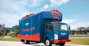 Amazon's Phoenix 'Treasure Truck': Here's How It Works
