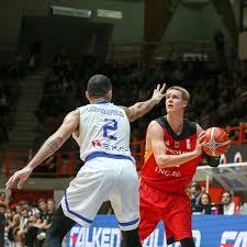 Basketball Pleite Für Deutschland In WMQualifikation In Griechenland